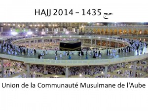 Pèlerinage 2014 حج 1435