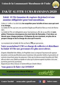 Zakat Al Fitr – 2020